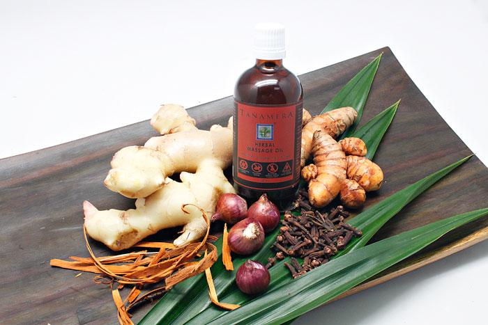 Post Pregnancy/Postnatal Herbal Massage Oil