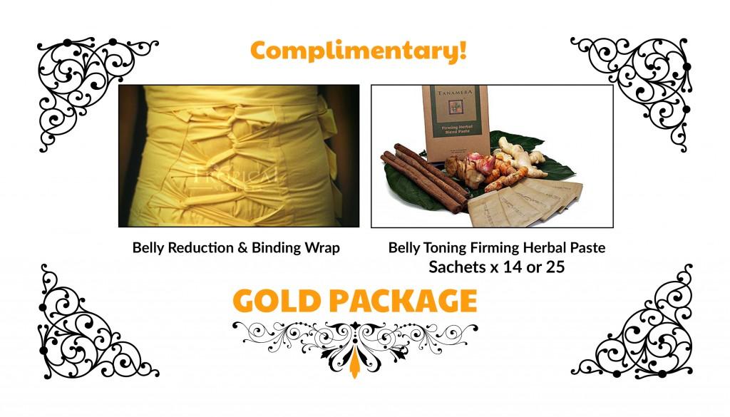 Free Post Pregnancy Belly Wrap