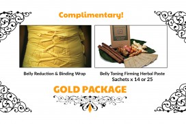 Free Post Pregnancy Belly Wrap
